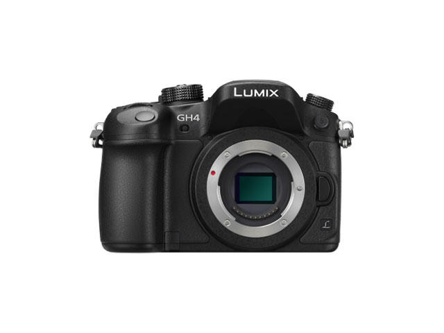 Mirrorless Panasonic Lumix DMC-GH4