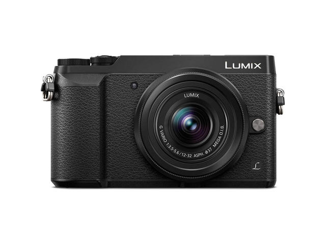 Mirrorless Panasonic Lumix DMC-GX80 с 12-32mm f/3.5-5.6 Mega OIS
