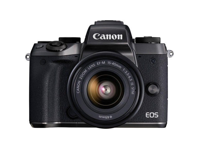 Mirrorless Canon EOS M5 с 15-45mm f/3.5-6.3 IS STM