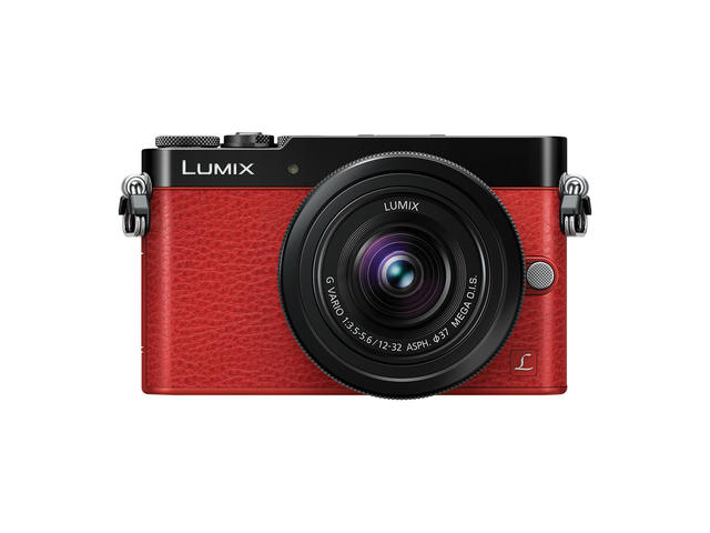 Mirrorless Panasonic Lumix DMC-GM5 с 12-32mm f/3.5-5.6 ASPH