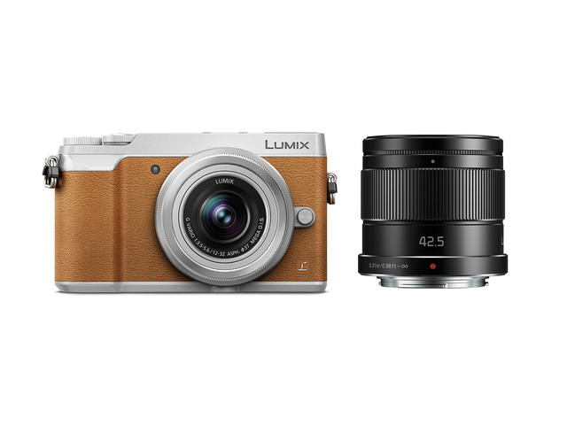Mirrorless Panasonic Lumix DMC-GX80 с 12-32mm Mega OIS и 42.5mm f/1.7 OIS