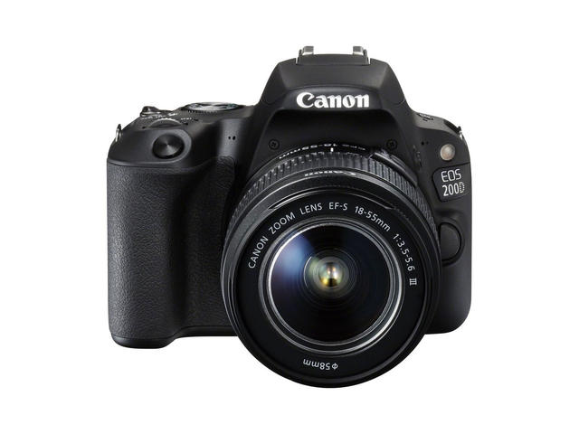 DSLR Canon EOS 200D с 18-55mm DC III