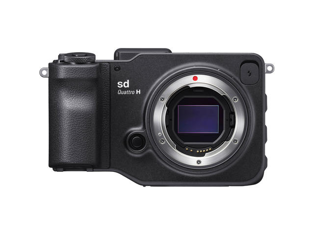 Mirrorless Sigma sd Quattro H
