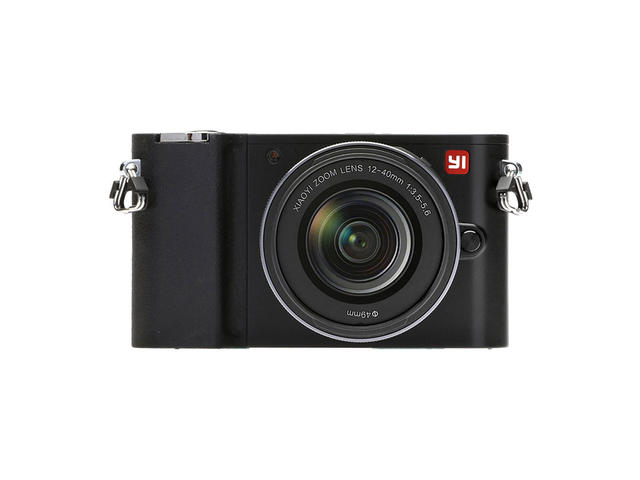 Mirrorless YI Technology M1 с 12-40mm f/3.5-5.6