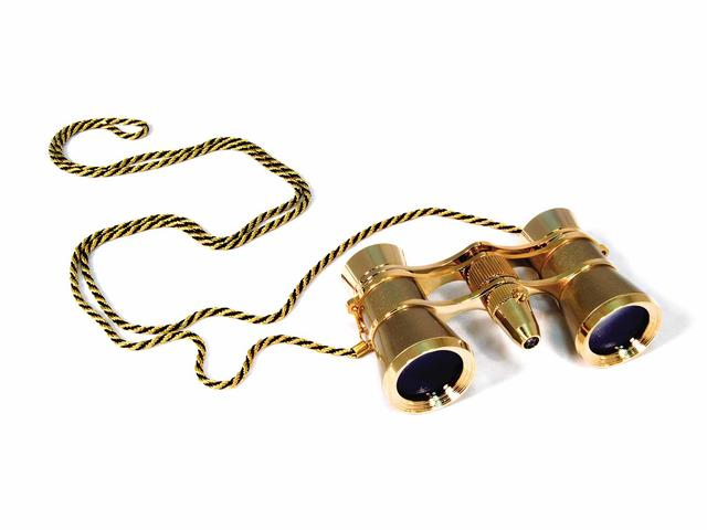 Бинокли Levenhuk Broadway 325F Opera Glasses Gold
