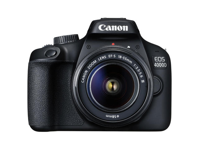 DSLR Canon EOS 4000D с 18-55mm DC III