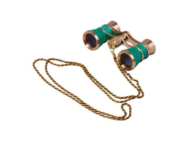 Бинокли Levenhuk Broadway 325C Lime Opera Glasses