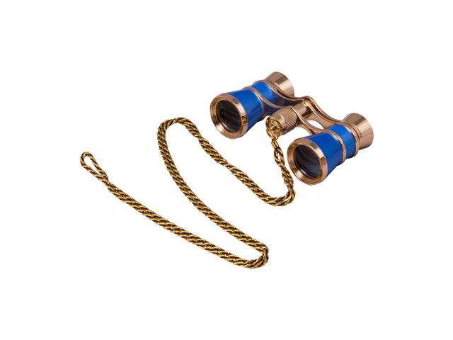 Бинокли Levenhuk Broadway 325C Blue Wave Opera Glasses