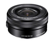 Mirrorless обективи Sony SEL 16-50mm f/3.5-5.6 PZ OSS