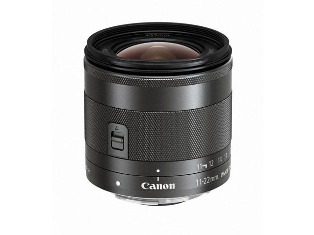 Mirrorless обективи Canon EF-M 11-22mm f/4-5.6 IS STM