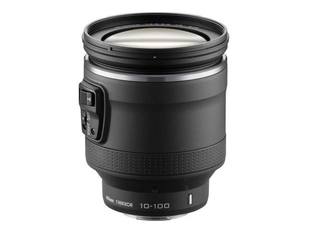 Mirrorless обективи Nikon 1 Nikkor 10-100mm f/4.5-5.6 PD-Zoom VR