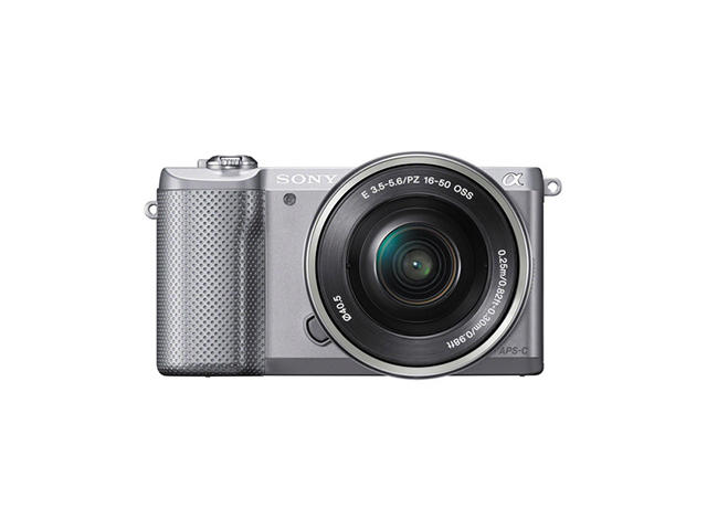 Mirrorless Sony Alpha 5000 с обектив 16-50mm f/3.5-5.6 PZ OSS
