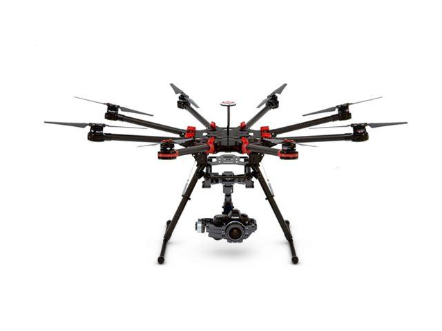 Дронове DJI Spreading Wings S1000 Plus Okto + A2 контролер