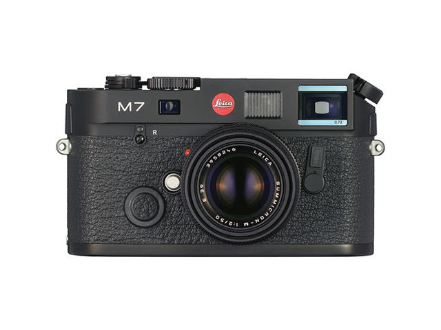 Mirrorless Leica M7 с обектив Summicron-M 50mm f/2