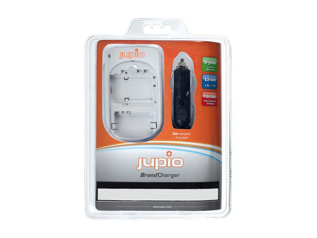 Захранвания Jupio BrandCharger за Olympus