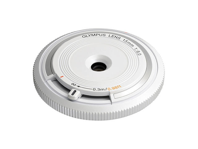 Mirrorless обективи Olympus M. Body Cap Lens 15mm f/8.0