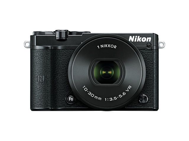 Mirrorless Nikon 1 J5 с обектив 10-30mm PD-ZOOM VR