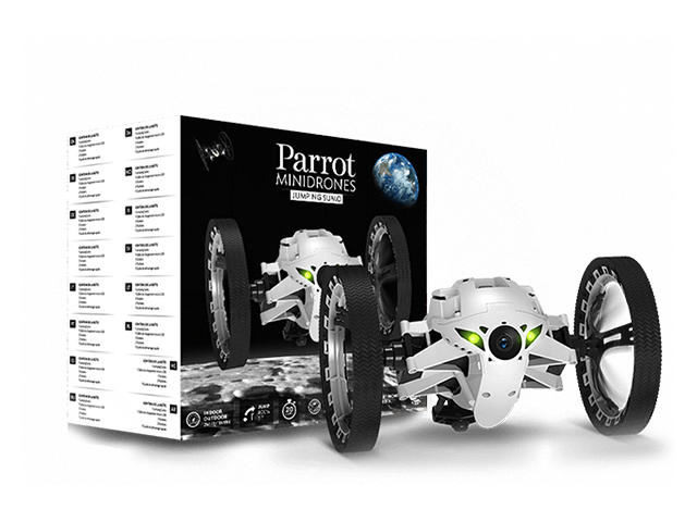 Дронове Parrot Jumping Sumo White