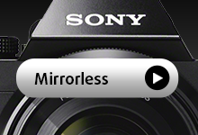 Sony Mirrorless апарати