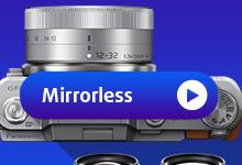 Panasonic Mirrorless Апарати